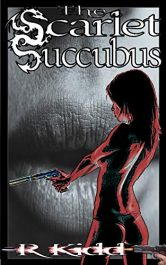 bargain ebooks The Scarlet Succubus Erotic Romance by R Kidd