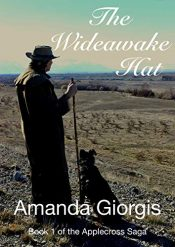 bargain ebooks The Wideawake Hat Historical Fiction by Amanda Giorgis