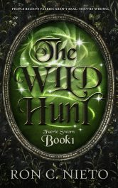bargain ebooks The Wild Hunt Myth & Folklore, Fairy tale Fantasy by Ron C. Nieto