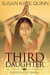 bargain ebooks Third Daughter Young Adult/Teen Historical Romance by Susan Kaye Quinn