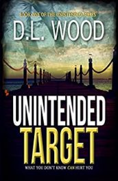 bargain ebooks Unintended Target Inspirational Thriller by D.L. Wood