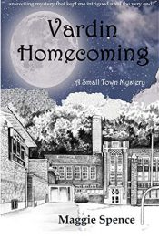 bargain ebooks Vardin Homecoming Cozy Mystery by Maggie Spence