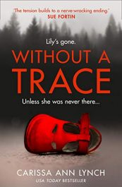 amazon bargain ebooks Without a Trace Thriller by Carissa Ann Lynch