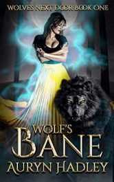 bargain ebooks Wolf's Bane (Wolves Next Door Book 1) Paranormal Romance by Auryn Hadley
