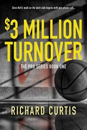 bargain ebooks $3 Million Turnover Mystery/Thriller by Richard Curtis