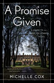 bargain ebooks A Promise Given Historical Mystery by Michelle Cox