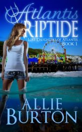 amazon bargain ebooks Atlantis Riptide Young Adult/Teen by Allie Burton