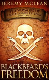 amazon bargain ebooks Blackbeard's Freedom Fantasy Adventure by Jeremy McLean