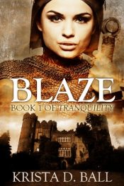 amazon bargain ebooks Blaze Military Fantasy by Krista D. Ball