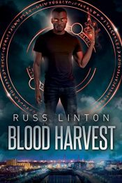 bargain ebooks Blood Harvest Fantasy Horror by Russ Linton