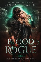 bargain ebooks Blood Rogue Paranormal Romance by Linda J. Parisi