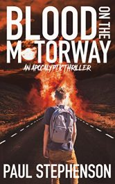 amazon bargain ebooks Blood on the Motorway Horror by Paul Stephenson