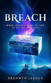 bargain ebooks Breach YA Fantasy by Bronwyn Leroux