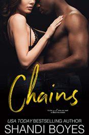 bargain ebooks Chains Erotic Romance by Shandi Boyes