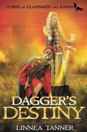 bargain ebooks Dagger's Destiny Historical Fantasy by Linnea Tanner