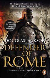 amazon bargain ebooks Defender of Rome Action Adventure by Douglas Jackson