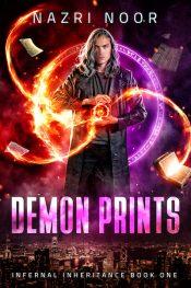 bargain ebooks Demon Prints Urban Fantasy Horror by Nazri Noor