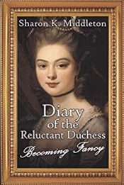 bargain ebooks Diary of the Reluctant Duchess Time Travel Romance by Sharon K. Middleton