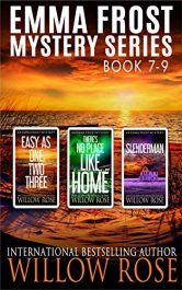 bargain ebooks Emma Frost Mystery Series: Vol 7-9 Thriller, Suspense Mystery by Willow Rose