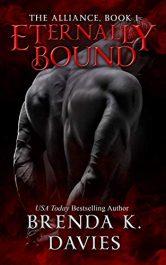 bargain ebooks Eternally Bound Dark Fantasy Horror by Brenda K. Davies