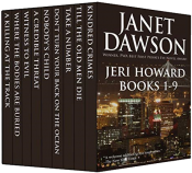 bargain ebooks The Jeri Howard Anthology: Books 1-9 (The Jeri Howard Series) Mystery by Janet Dawson