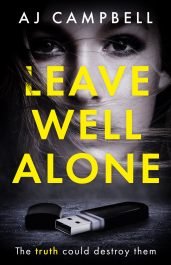 bargain ebooks Leave Well Alone Psychological Thriller by AJ Campbell