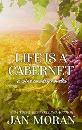 bargain ebooks Life is a Cabernet Clean & Wholesome 20th Century Historical Romance by Jan Moran