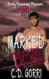 bargain ebooks Marked by the Devil Paranormal Romance by C.D. Gorri