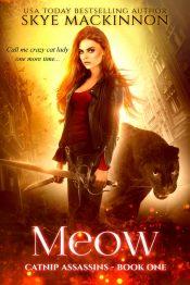 amazon bargain ebooks Meow Urban Fantasy Romance by Skye MacKinnon