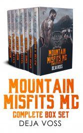 bargain ebooks Mountain Misfits MC: Complete Box Set Biker Romance by Deja Voss