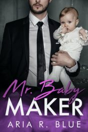 bargain ebooks Mr. Baby Maker Contemporary Romance by Aria R. Blue