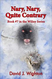 bargain ebooks Nary, Nary, Quite Contrary Young Adult/Teen Action/Adventure by David Wighton