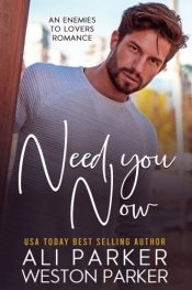 bargain ebooks Need You Now Contemporary Romance by Ali Parker & Weston Parker