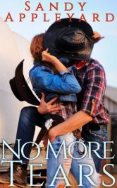bargain ebooks No More Tears Western Romance by Sandy Appleyard
