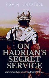 bargain ebooks On Hadrian's Secret Service Historical Action Thriller by Gavin Chappell