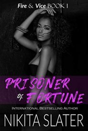 bargain ebooks Prisoner of Fortune Erotic Romance by Nikita Slater