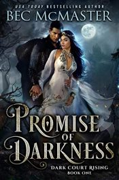 amazon bargain ebooks Promise of Darkness Romance by Bec McMaster