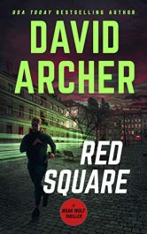 amazon bargain ebooks Red Square Action Adventure by David Archer