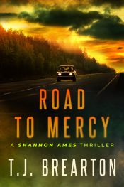 bargain ebooks Road To Mercy Crime Thriller by T.J. Brearton