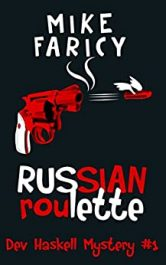bargain ebooks Russian Roulette (Dev Haskell - Private Investigator, Book 1) Mystery by Mike Faricy
