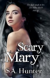 bargain ebooks Scary Mary Young Adult/Teen Horror by S.A. Hunter