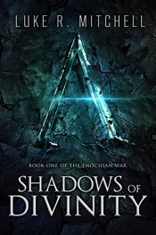 bargain ebooks Shadows of Divinity Science Fiction by Luke Mitchell