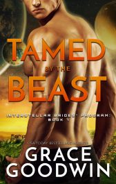 amazon bargain ebooks Tamed by the Beast Science Fiction Romance by Grace Goodwin