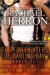 bargain ebooks The Firefighters of Darling Bay Boxed Set Contemporary Romance by Rachael Herron