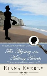bargain ebooks The Mystery of the Missing Heiress Historical Mystery by Riana Everly
