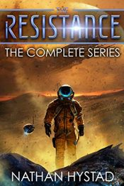 amazon bargain ebooks The Resistance Science Fiction by Nathan Hystad