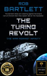 bargain ebooks The Turing Revolt Science Fiction by Rob Bartlett