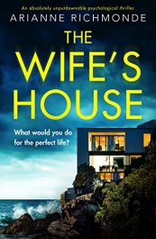bargain ebooks The Wife's House Psychological Thriller by Arianne Richmonde
