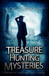 bargain ebooks Treasure Hunting Mysteries Action and Adventure Mystery by Lois D. Brown