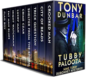 bargain ebooks Tubbypalooza: Nine Hard-Boiled Tubby Dubonnet Mysteries Mystery by Tony Dubar